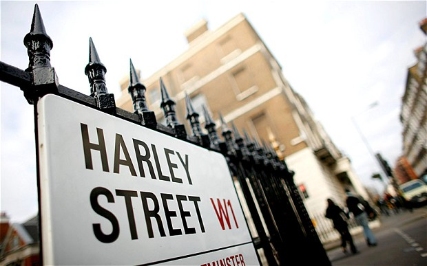 Harley Street Psychotherapist