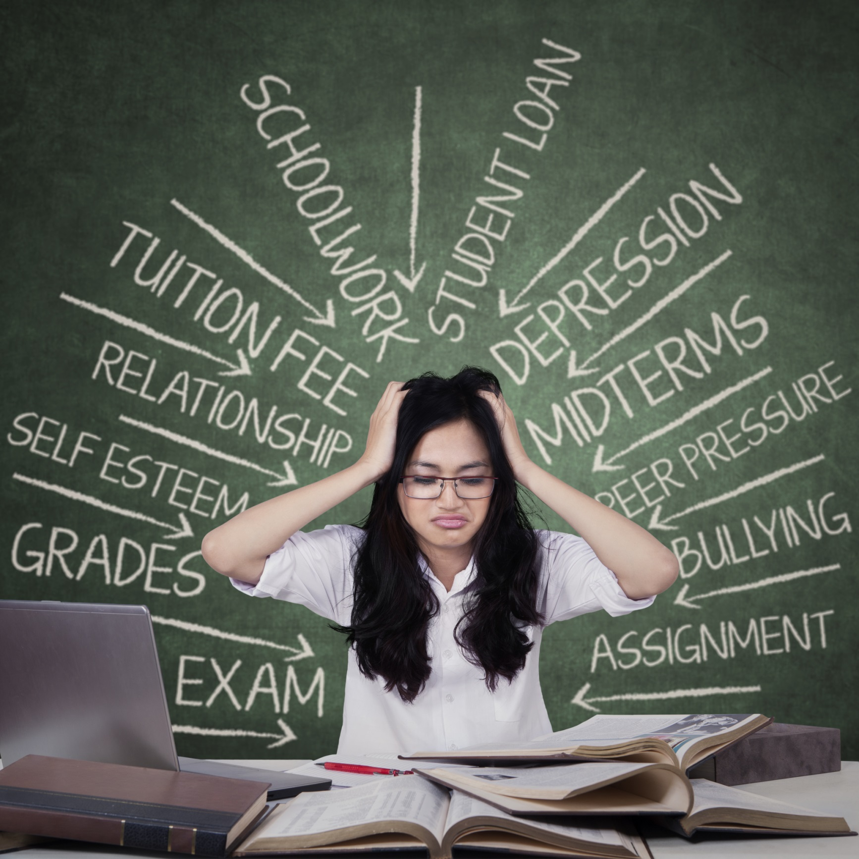 Mental health: a university crisis